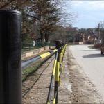 Zaštitnom ogradom poboljšali bezbednost učenika