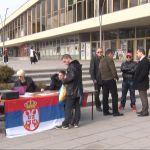 """Peticija """"NE u NATO"""" u Čačku"""