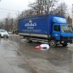 Starica poginula kod bolnice u Čačku (FOTO)