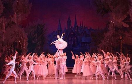 carski ruski balet
