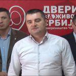 Dragan Ćendić: Hvala Sandi za podršku smeni vlasti u Čačku