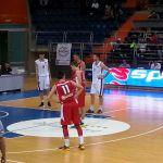 Juniori KK Borca poraženi od Crvene Zvezde
