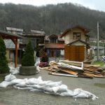 Meštani Ovčar Banje pitaju gradonačelnika: Zašto smo poplavljeni?