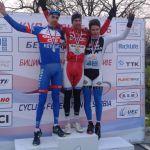 Pobeda Marka Danilovića na prvom biciklističkom kupu u novoj sezoni