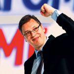 Glavni odbor SNS danas o Vučićevoj kandidaturi