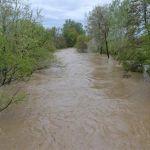 Zbog padavina moguća izlivanja reka
