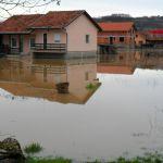 Poplavljeno zemljište u požeškom kraju