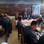 Izbori 2016: Velimir Ilić na radnom ručku sa preduzetnicima Čačka