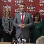 Obradović – Milun Todorović na potezu, Dveri spremne da uđu u vlast (VIDEO)