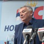 """Nova Srbija u opoziciji! Veljo: """"Pravićete nas od blata"""" (VIDEO)"""
