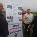 Izbori 2016: Velimir Ilić u Ljubićskoj Baluzi predstavio projekat izgradnje sportsko-rekreativnog i zdravstvenog centra