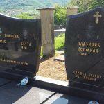 Ništa im nije sveto: Vandali oskrnavili spomenike u Trnavi i Atenici