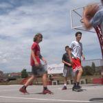 Basket turnir na terenima Borca