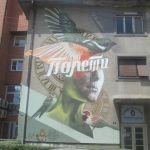 Novi murali – novo ogledalo mladosti Čačka