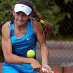 Natalija Popović u juniorskoj reprezentaciji