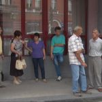 Građani Konjevića protestovali ispred Skupštine grada