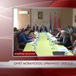 Održana devetnaesta sednica Saveta Moravičkog upravnog okruga
