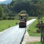 Meštani Brančića posle 40 godina dobili asfalt