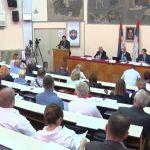 Nastavak pete sednice Skupštine grada Čačka nastavljen u miru