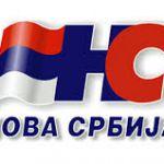 Saopštenje Nove Srbije