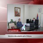 Predsednik opštine Dejan Kovačević sastao se juče sa potpukovnikom Vojske Srbije Stanojem Stanojevićem