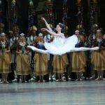 "Sutra projekcija čuvenog baleta ""Bajadera"""