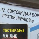 "Svetski dan borbe protiv HIV-a pod sloganom ""Testiranje je u modi"""