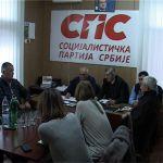 Milanovac: IO SPS-a zaključio da je partija spremna za predstojeće izbore
