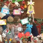 Humanitarna prodajna izložba novogodišnjih ukrasa
