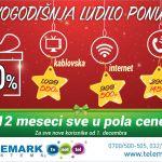 Velika novogodišnja akcija Telemark-a