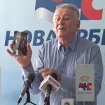 Velimir Ilić: Ne interesuje me da budem premijer