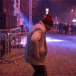 Doček Nove godine na trgu proveo mali broj Milanovčana