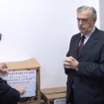 Crveni  krst Lučani dobio 2 donacije zahvaljujući Dragačevcu Luki Radovanoviću