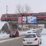 Nesreća na pruzi u Čačku: Muškarac skočio pod voz