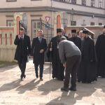 Vladika žički Justin posetio Čačak