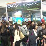 Zapadna Srbija na Međunarodnom sajmu turizma