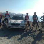 """Biciklisti """"Borca"""" završili pripreme u Crnoj Gori"""