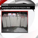 MUP Srbije: Uhapšno pet osoba osumnjičenih za organizovani kriminal