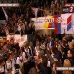 Izbori 2017: Vučić održao miting u hali kraj Morave