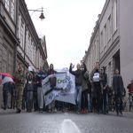 "Protest ""Budi jedan od pet miliona i u Čačku"" – organizatori čačanski studenti u Beogradu"
