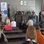 Predavanje o znakovnom jeziku