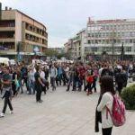 Hiljade gradjana na Protestu protiv diktature u više gradova Srbije