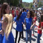 Maturski ples srednjoškolaca u Gornjem Milanovcu