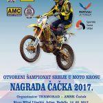 Otvoreni šampionat Srbije u moto krosu
