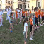 Na gimnazijskim terenima u Gornjem Milanovcu počelo vežbanje bazičnih sportova