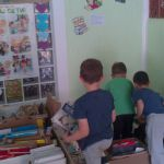 Humanitarna akcija skupljanja starog papira u vrtiću Poletarac