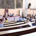 Otvaranje ponuda za rekonstrukciju sale Skupštine 17.avgusta, sednice u alternativnom prostoru
