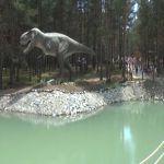 """Svečano otvoren ,,Dino park"""" na Zlatiboru"""
