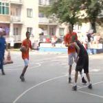 Prvi ovosezonski basket turnir 3 na 3 ,,RODA prvenstvo Srbije 2017″ na Gradskom trgu u Čačku