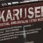 """Sutra predstavljanje knjige ,,Indexi: U inat godinama"""" u bašti ,,Montane"""" u okviru festivala Karusel"""